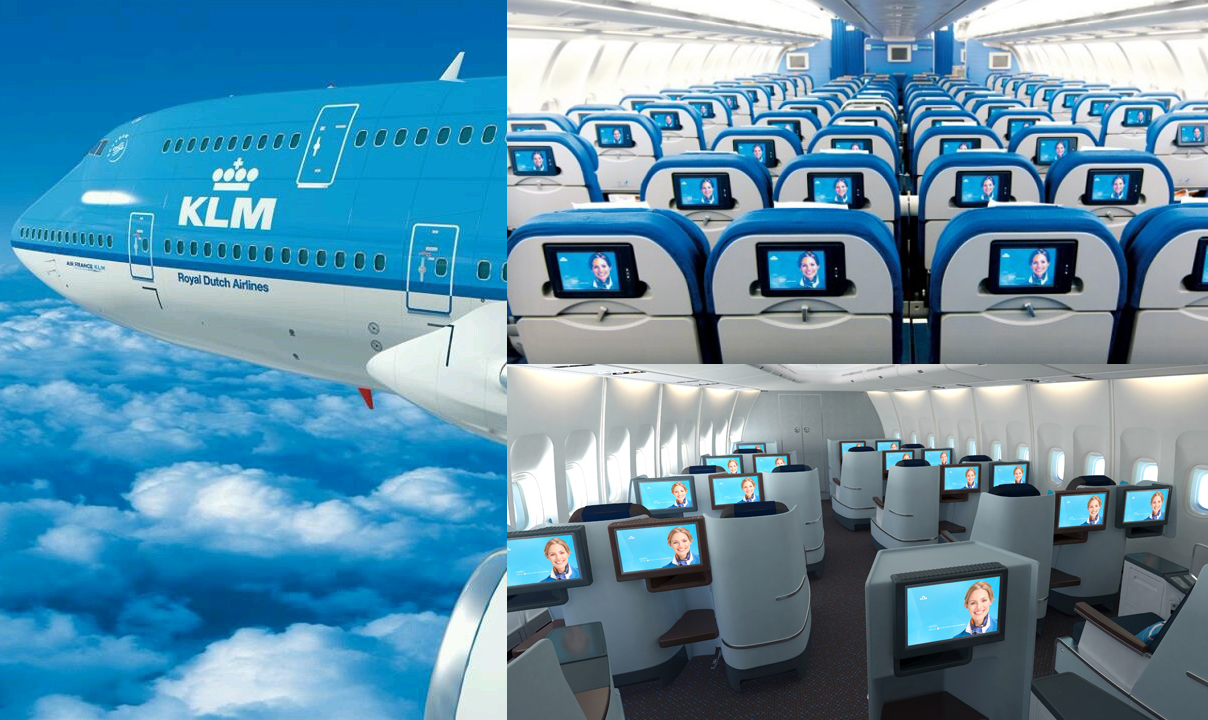 Come Fly With Me Flying Blue With Royal Dutch Airlines